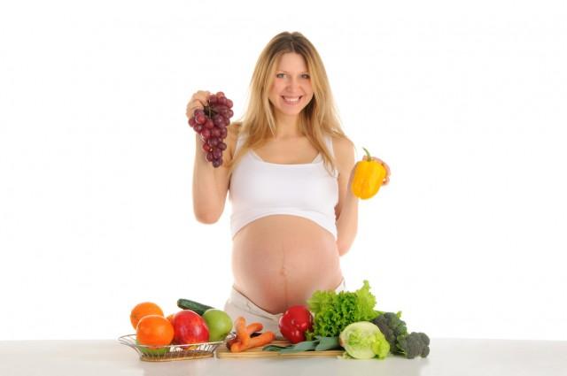ăn gì để thai nhi khỏe mạnh thông minh