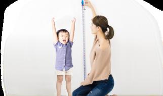 Dự đoán chiều cao của trẻ