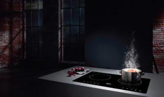 Sử dụng bếp điện từ Frico với bảng điều khiển