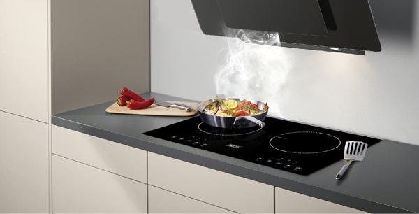 Không để vật kim loại lên bề mặt bếp từ Frico
